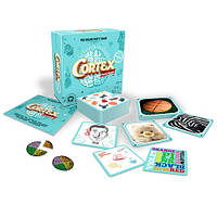 Настільна гра - CORTEX CHALLENGE (90 карток, 24 фішки), фото 1