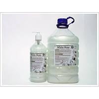 Жидкое мыло ЖМС РОЗА 0,5 л Перламутровое крем-мыло насос