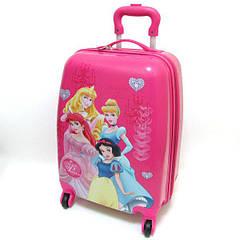 Детские дорожные чемоданы на колесиках