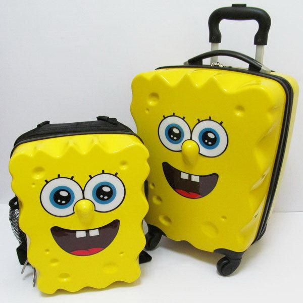 Наборы детских чемоданов