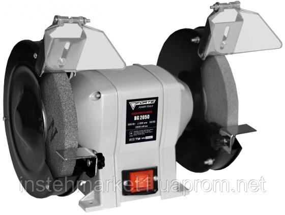 Точильный станок Forte BG2050 (500 Вт, диск 200 мм) в интернет-магазине