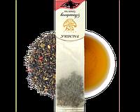 Порционный зеленый чай для заварника с Клубникой Strawberry