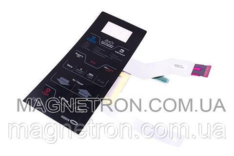 Сенсорная панель управления для СВЧ печи Samsung GE83DTR DE34-00356A