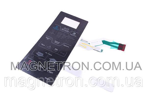 Сенсорная панель управления для СВЧ печи Samsung MW83DR DE34-00355A, фото 2