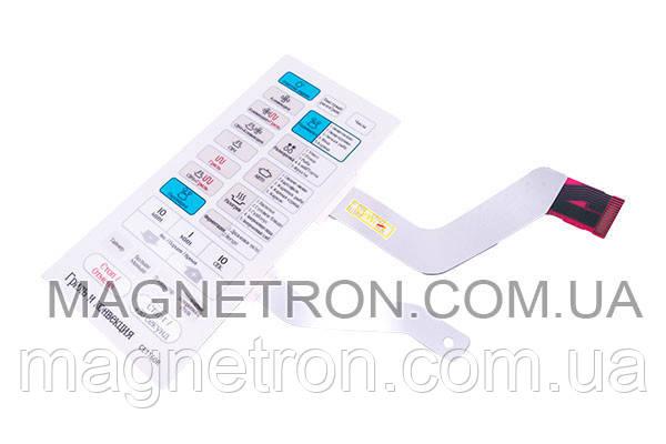 Сенсорная панель управления для СВЧ печи Samsung CE1160R DE34-00184Е, фото 2
