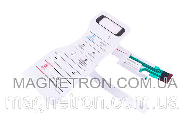Сенсорная панель управления для СВЧ печи Samsung ME83GR DE34-00325J, фото 2