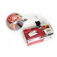 Ручной настольный запайщик пищевых пакетов  (Super Sealer)