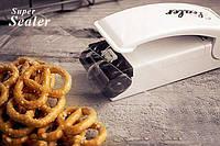 Ручной запайщик (свариватель) пакетов Super Sealer