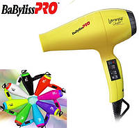 Фен для волос BaByliss PRO BAB6350IYE Luminoso Giallo 4f022febdb1fc