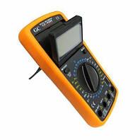 Цифровой  тестер DT-9205A для измерения тока