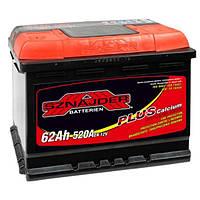 Аккумулятор Sznajder Plus 62 Ач 520 A Снг N40701664