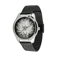 """Часы наручные """"Астра"""" (черный) + дополнительный ремешок"""