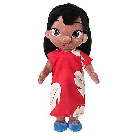Disney Animators Мягкая игрушка кукла Лило 30см, Лило и Стич
