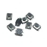 Кнопка тактовая 3 * 4 * 2 мм 4pin DIP SMD микропереключатель телефон сигнализация брелок remote control Tactil