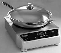 Плита индукционная + Сковорода индукционная WOK HENDI 239681