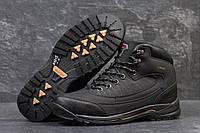 Мужские ботинки зимние кроссовки Ecco