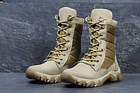 Мужские ботинки зимние берцы