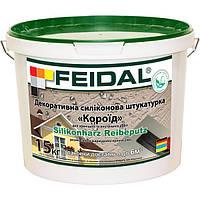 Штукатурка Feidal Silikonharz Reibeputz 2 мм 15 кг N50116968