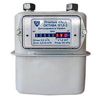 Счетчик газа Октава G1.6–2 N70228098