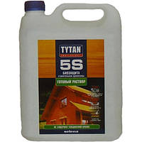Биозащита Tytan 5 NW зеленый 5 л N90502028