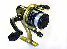 Катушка рыболовная с леской SY-200
