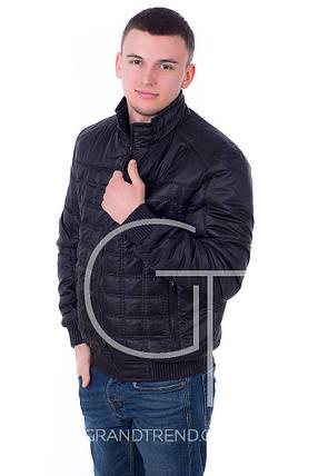 Куртка K&ML 24760 (Черный), фото 2