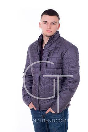 Куртка K&ML 24761 (Т. серый), фото 2