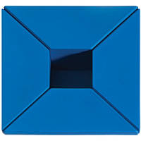 457032 ST05 Ручка мебельная Joy collection 457032 032мм цвет ST05 синий цвет - пластиковая Турция Cebi