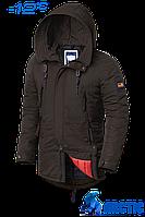 Мужская Куртка Braggart Arctic - 4463,коричневый