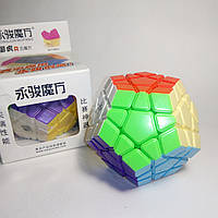 Головоломка Мегаминкс цветной Moyu (YongJun) YuHu , фото 1