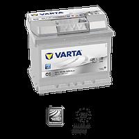 Аккумулятор VARTA SD (C6), 52Ah-12v, R+, EN520
