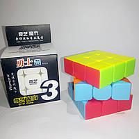 Головоломка кубик Рубика 3х3 QiYi Warrior W (кубик-рубика MoFangGe)