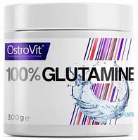 Глютамін OstroVit L-Glutamine (300 г) (103326) Фірмовий товар!