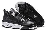 Кроссовки Баскетбольные Nike Air Jordan IV Retro OREO
