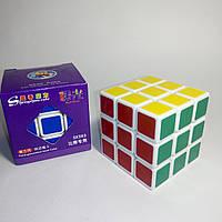 Головоломка кубик Рубика 3х3 ShengShou Aurora White (кубик-рубика)