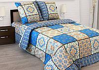 Двуспальное постельное белье Мавритания 180*220 хлопок
