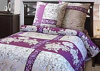 Двуспальное постельное белье Шабо