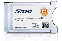 CAM-модуль Strong T2 Irdeto CCA CAM