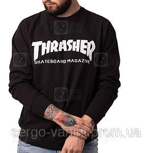 Thrasher свитшот толстовка • Бирка топовая • Фото оригинал • Трешер шмот