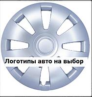 Колпаки гибкие R16 SKS-423 с логотипом разных авто