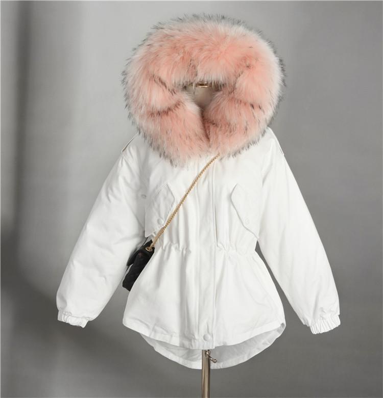 Куртки-парки женские зимние
