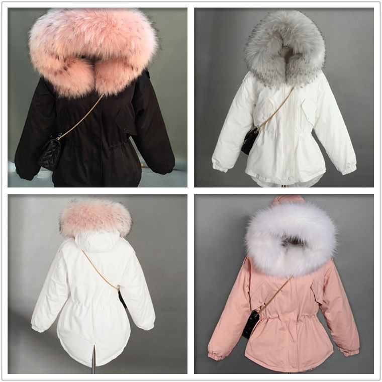Куртки-парки жіночі зимові