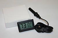 Термометр-Гигрометр электронный FY-12 (с выносным датчиком)