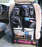 Органайзер для авто кресла (auto seat organizer) – порядок, чистота и удобство в салоне вашего автомобиля, фото 3