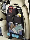 Органайзер для авто кресла (auto seat organizer) – порядок, чистота и удобство в салоне вашего автомобиля, фото 4