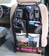 Необходимый органайзер на спинку переднего сиденья авто (Auto Seat Organizer)