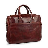 Портфель Virginia Conti VCM01285B кожаный Коричневый