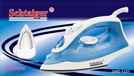 Паровой утюг Schtaigr 1231-SHG, фото 2