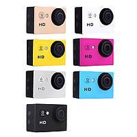 Компактная и удобная водонепроницаемая экшн камера DV A7