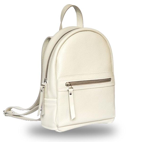 b01e02ef87b5 Женский классический кожаный рюкзак jizuz sport milk нежный Jizuz - Omama.  Интернет-магазин для